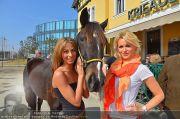 Promi Trabrennen - Wiener Krieau - So 18.03.2012 - 22