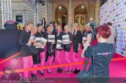 Amadeus Red Carpet - Volkstheater - Di 01.05.2012 - 15