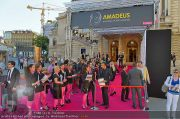 Amadeus Red Carpet - Volkstheater - Di 01.05.2012 - 20