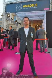 Amadeus Red Carpet - Volkstheater - Di 01.05.2012 - 22