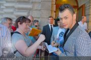 Amadeus Red Carpet - Volkstheater - Di 01.05.2012 - 3