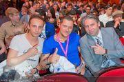 Amadeus Show - Volkstheater - Di 01.05.2012 - 17