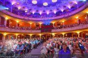 Amadeus Show - Volkstheater - Di 01.05.2012 - 2