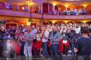Amadeus Show - Volkstheater - Di 01.05.2012 - 21