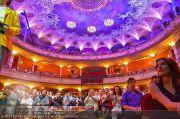 Amadeus Show - Volkstheater - Di 01.05.2012 - 22