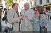 Sektpräsentation - Stephansdom - Di 08.05.2012 - 17
