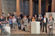 BAT Kunstpreis - Akademie der bildenden Künste - Mo 21.05.2012 - 23