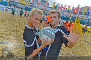 Promi Beachvolleyball - Strandbad Baden - Mi 23.05.2012 - 13