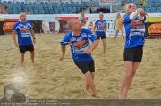 Promi Beachvolleyball - Strandbad Baden - Mi 23.05.2012 - 16