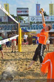 Promi Beachvolleyball - Strandbad Baden - Mi 23.05.2012 - 77