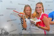 Mein Burger Award - McDonalds Zentrale - Do 14.06.2012 - 14