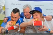 Mein Burger Award - McDonalds Zentrale - Do 14.06.2012 - 15