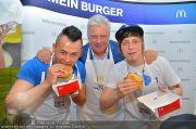 Mein Burger Award - McDonalds Zentrale - Do 14.06.2012 - 17