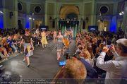 Fashion Night Modenschau - Michaelaplatz - Do 14.06.2012 - 1
