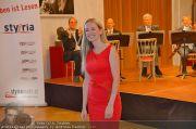 Buchpräsentation - Staatsoper - Fr 15.06.2012 - 10