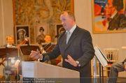 Buchpräsentation - Staatsoper - Fr 15.06.2012 - 11