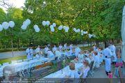 Diner en Blanc - Vivus Prater - Sa 16.06.2012 - 19