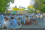 Diner en Blanc - Vivus Prater - Sa 16.06.2012 - 2