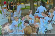 Diner en Blanc - Vivus Prater - Sa 16.06.2012 - 7