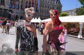 Regenbogenparade - Wiener Ring - Sa 16.06.2012 - 13