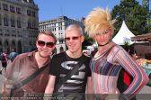 Regenbogenparade - Wiener Ring - Sa 16.06.2012 - 23