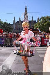 Regenbogenparade - Wiener Ring - Sa 16.06.2012 - 7