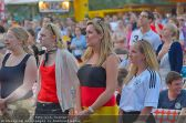 Public Viewing - Strandbar Hermann - Fr 22.06.2012 - 16