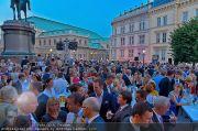Raiffeisen Sommerfest - Albertina - Mi 04.07.2012 - 13
