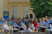 Raiffeisen Sommerfest - Albertina - Mi 04.07.2012 - 15