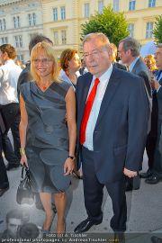Raiffeisen Sommerfest - Albertina - Mi 04.07.2012 - 21
