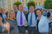 Raiffeisen Sommerfest - Albertina - Mi 04.07.2012 - 6