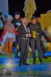 Fledermaus (Stage) - Mörbisch - Do 12.07.2012 - 10