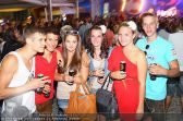 ö3 Beachparty - UNI Klagenfurt - Fr 20.07.2012 - 12