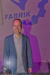 Fabrik Club Night - Fabrik Saag - Fr 20.07.2012 - 28