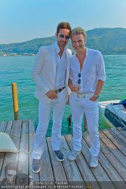 Glamour in White - Schloss Miralago - Fr 27.07.2012 - 12