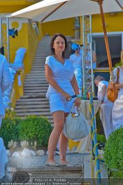 Glamour in White - Schloss Miralago - Fr 27.07.2012 - 14