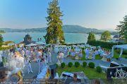 Glamour in White - Schloss Miralago - Fr 27.07.2012 - 7