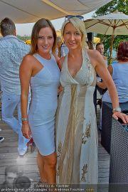 Glamour in White - Seerestaurant Saag - Fr 27.07.2012 - 16