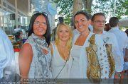 Glamour in White - Seerestaurant Saag - Fr 27.07.2012 - 28