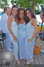 Glamour in White - Seerestaurant Saag - Fr 27.07.2012 - 8