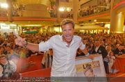 Dieter Bohlen - Plus City Linz - Sa 28.07.2012 - 1