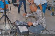 Dreharbeiten - Rinderhalle - Mi 01.08.2012 - 15