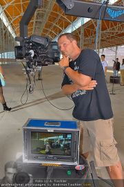 Dreharbeiten - Rinderhalle - Mi 01.08.2012 - 3
