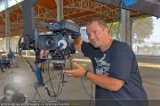 Dreharbeiten - Rinderhalle - Mi 01.08.2012 - 7