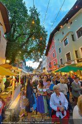 Stadtfest - Kitzbühel - Sa 04.08.2012 - 20
