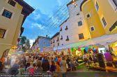 Stadtfest - Kitzbühel - Sa 04.08.2012 - 21