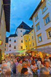 Stadtfest - Kitzbühel - Sa 04.08.2012 - 22