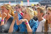 David Guetta - Publikum - Wiener Krieau - Sa 11.08.2012 - 18