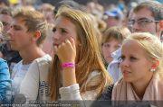 David Guetta - Publikum - Wiener Krieau - Sa 11.08.2012 - 20