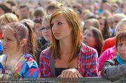 David Guetta - Publikum - Wiener Krieau - Sa 11.08.2012 - 21